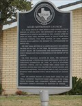 Image for Miles Methodist Church
