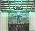 Image for G. B. Dealey Library, Hall of State, Fair Park, Dallas, TX