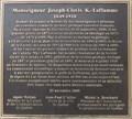 Image for Plaque de Monseigneur Joseph-Clovis K.-Laflamme - Québec, QC