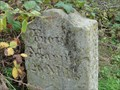 Image for Macclesfield Canal 26 Milestone - Hall Green, UK