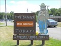 Image for Smokey the Bear in Swiftwater PA