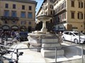 Image for Piazza Santa Croce Fountain - Florence, Italy