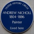 Image for Andrew Nicholl - Church Lane, Belfast, UK