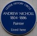 Image for Andrew Nicholl - Church Lane, Belfast, UK