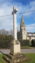 Image for Memorial Cross - Bourton-on-Dunsmore, Warwickshire