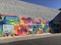 Image for Graffiti Mural - Santa Clara, CA