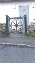Image for Cart wheel gate - Eversholt Road - Ridgmot, Bedfordshire