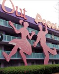 Image for Giant Sock Hoppers - Disney's Pop Century Resort - Florida, USA.