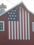 Image for Country Thread's Barn Quilt, rural Garner, IA