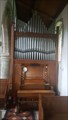 Image for Church organ, St Mary's, Donhead St Mary.