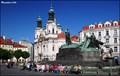 Image for Monopoly Standard CZ - Staromestské námestí / Old Town Square (Prague - Czech Republic)