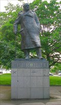 Image for Winston Churchill Statue / Socha Winstona Churchilla, Prague