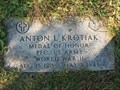 Image for Anton L. Krotiak - Holy Sepulchre, Alsip/Worth, IL