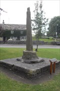 Image for Village Cross, Church Street, Monyash, Derbyshire.