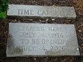Image for Alleghany County Courthouse Time Capsule - Sparta, North Carolina