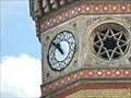 Image for Clocks at Dohány Street Synagogue - Budapest, Hungary