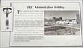 Image for 1931 Administration Building - Deer Lodge, MT