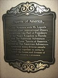 Image for Sprits of America - Disneyland, CA