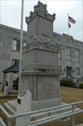 Image for Batesville Confederate Monument - Batesville, Ar.