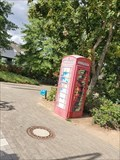 Image for Red Telephone Box - Erftstadt-Lechenich, NRW, Germany