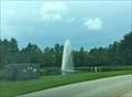 Image for Saratoga Springs Lake Fountain - Lake Buena Vista, FL