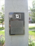 Image for Plaques sur le Cénotaphe de Coaticook, Québec