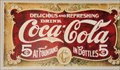 Image for Coca-Cola Sign  at Joe's Place  -  Avalon, CA