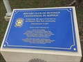 Image for Rotary Club of Buffalo Centennial Flagpole - Buffalo, NY