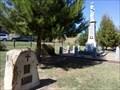 Image for Cenotaph - Bonnie Doon, Vic, Australia