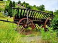 Image for Old Farm Waggon - Weggental - Rottenburg, Germany, BW