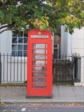 Image for Red Phone Box - Belgrave Road, London, UK