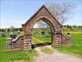 Image for FIRST - Methodist Cemetery in Canada - Aulac, New Brunswick