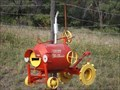 Image for Red Tractor - Milbrodale, NSW, Australia
