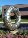 Image for Metal Donut by Unknown - Wheaton, Illinois