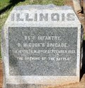 Image for Eighty-Fifth Illinois Infantry Marker - Chickamauga National Battlefield