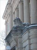 Image for Courthouse Lion, Rock Rapids, IA