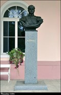 Image for Bust of Alexander I. - Emperors's Spa / Císarské lázne (Teplice, North Bohemia)