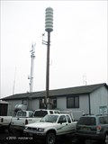 Image for Tsunami Warning Siren at the Marina on Homer Spit - Homer, AK, USA