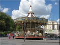 Image for Carousel at Trocadero, Paris, France