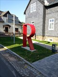 "Image for ""R"" - Brennersgrün/ Thuringia/ Germany"