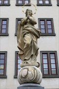 Image for Figurenbildstock hl. Maria / Figural wayside shrine of St. Mary - Klagenfurt, Austria