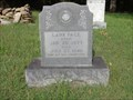 Image for Lank Pace - High Point Cemetery - Sivells Bend, TX