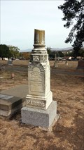 Image for Harris - Sunrise Memorial Cemetery - Vallejo, CA