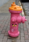 Image for Pink Panther Hydrant - Ardmore, OK