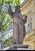 Image for Pomník mistra Jana Husa / Jan Hus memorial - Jicín (East Bohemia)