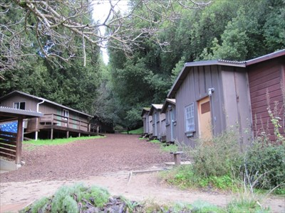 Hidden Villa Hostel Cabins, Los Altos Hills, CA