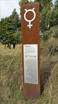 Image for Niddataler Planetenweg - Merkur, Niddatal, Germany
