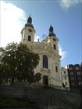 Image for Church of Saint Mary Magdalene / Kostel sv. Márí Magdalény - Karlovy Vary, Czech Republic
