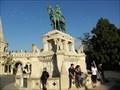 Image for Szent István király - Buda castle, Budapest