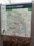 Image for 55 - Vierlingsbeek - NL - Fietsen doe je in Brabant